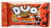 Duo Peanut and Chocolate