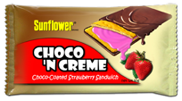 Sunflower Choco Coated Strawberry