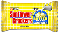 Sunflower Butter Taste Sandwich